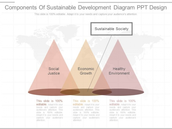 Components_Of_Sustainable_Development_Diagram_Ppt_Design_1-
